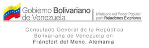 Consulado General de la República Bolivariana de Venezuela en Fráncfort del Meno